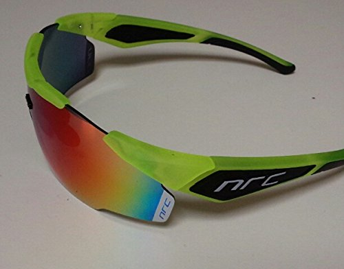 Sunglasses Italy brand NRC occhiali X1.  ANGLIRU cycling and other sports! Sports sunglasses