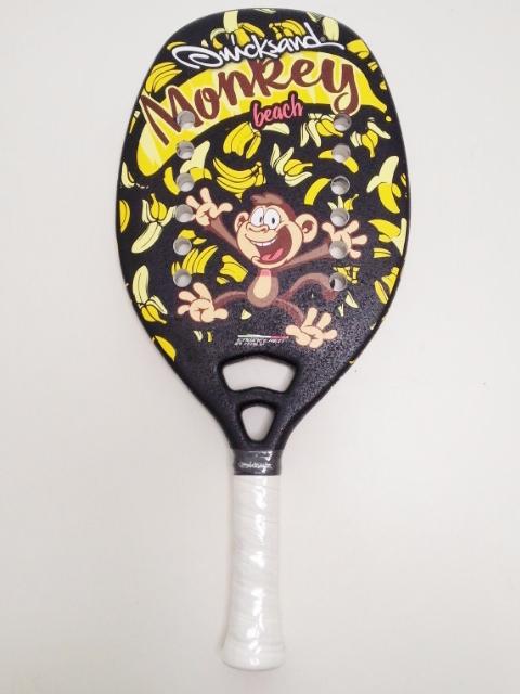 子ども用ビーチテニスラケットQuicksand MONKEY
