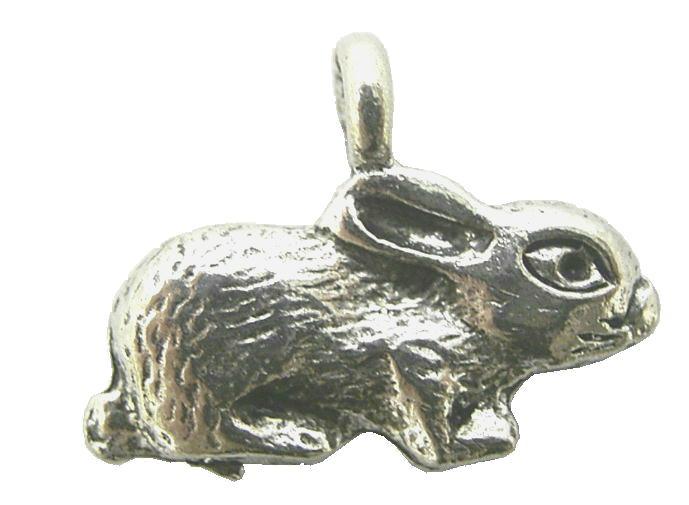 スーパーセール期間限定 50%Off Sale チャーム 1 ウサギ 最安値 A4-3