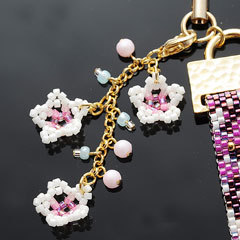 Mania \2013 beads friend spring issue on best beers stetch is strap-~ cherry ~