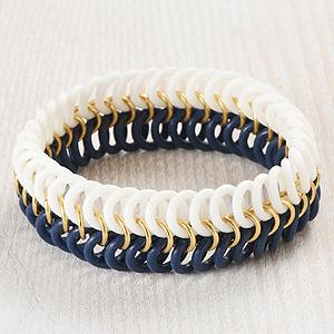 材料セット 倉 Link Ring アクセサリーパーツ マリンブレスレット 1セット 人気ブランド