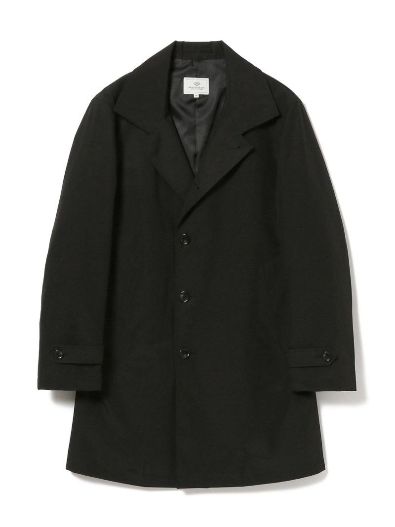 BEAMS OUTLET メンズ コート 人気 おすすめ ジャケット ビームス アウトレット HEART Rakuten Fashion SALE 送料無料 物品 50%OFF ダッフルコート RBA_E EAMS チェスターコート ネイビー スタンド ベージュ ブラック