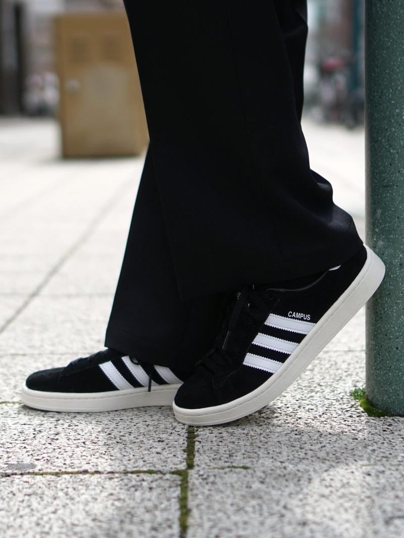 [Rakuten Fashion]adidas / Campus BEAMS MEN ビームス メン シューズ スニーカー/スリッポン ブラック ネイビー【送料無料】