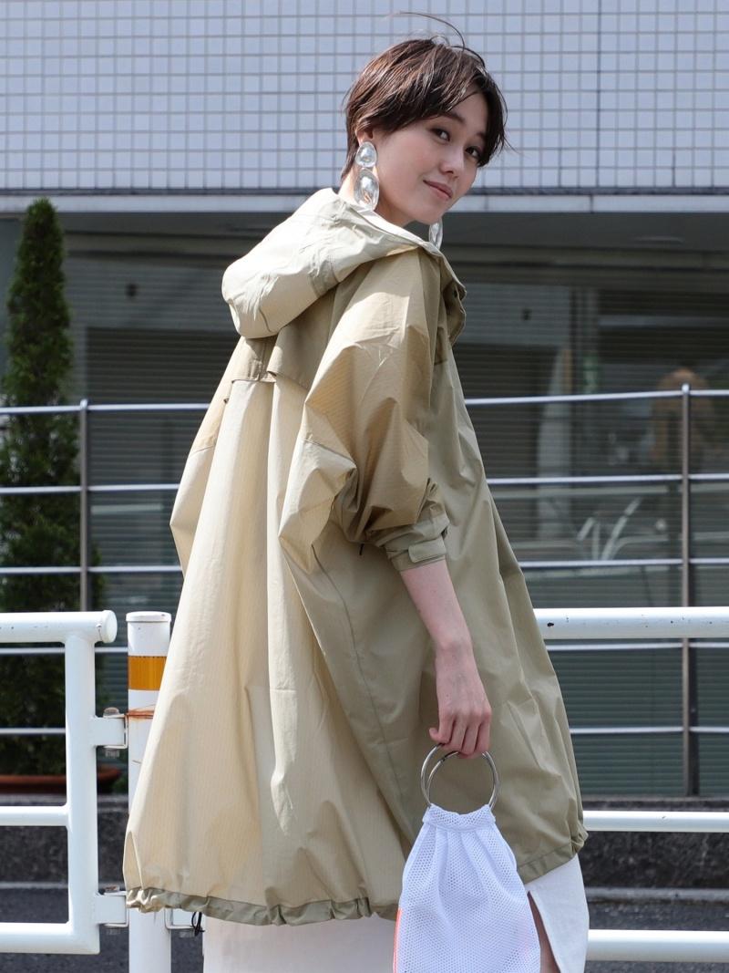 [Rakuten Fashion]THE NORTH FACE / Taguan Poncho Ray BEAMS ビームス ウイメン コート/ジャケット ブルゾン ベージュ ブラック カーキ ネイビー【送料無料】