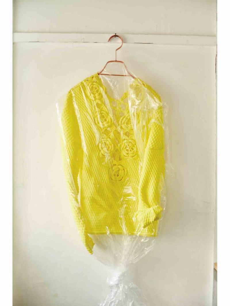 [Rakuten BRAND AVENUE]maturely / Elastic Crochet Knit マチュアリー BEAMS BOY ビームス ボーイ ニット BEAMS BOY ビームス ウイメン ニット【送料無料】