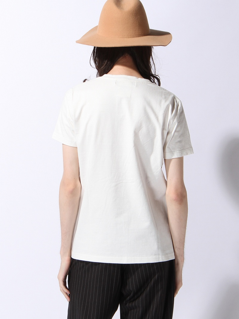 [Rakuten BRAND AVENUE]REMI RELIEF X BEAMS PLUS / comment henley neck  T-shirt REMI RELIEF BEAMS Co , Ltd  men cut-and-sew