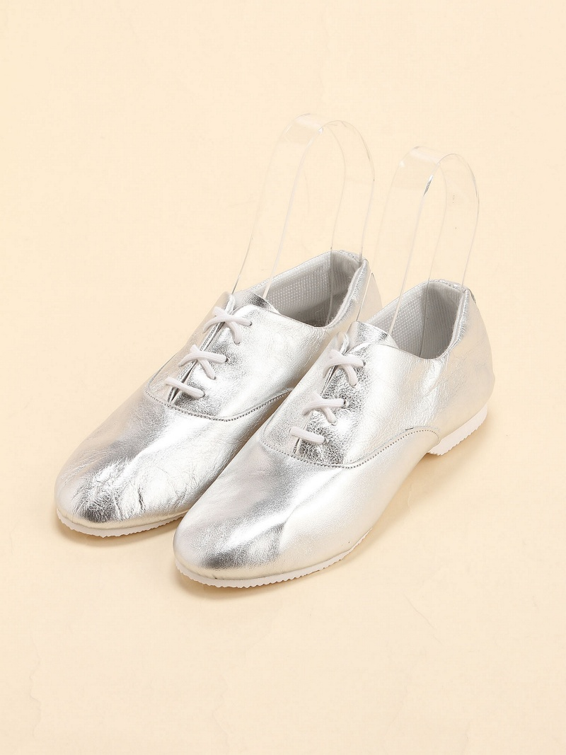 [Rakuten Fashion]CROWN / Jazz 5eye シューズ Ray BEAMS ビームス ウイメン シューズ スニーカー/スリッポン シルバー【送料無料】
