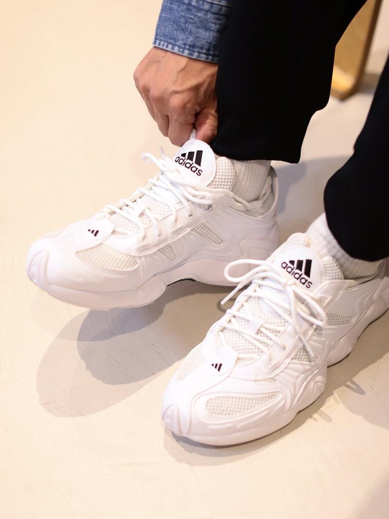[Rakuten Fashion]【SALE/30%OFF】adidas Athletics for BEAMS / FYW S-97 BEAMS MEN ビームス メン シューズ スニーカー/スリッポン ホワイト【RBA_E】【送料無料】
