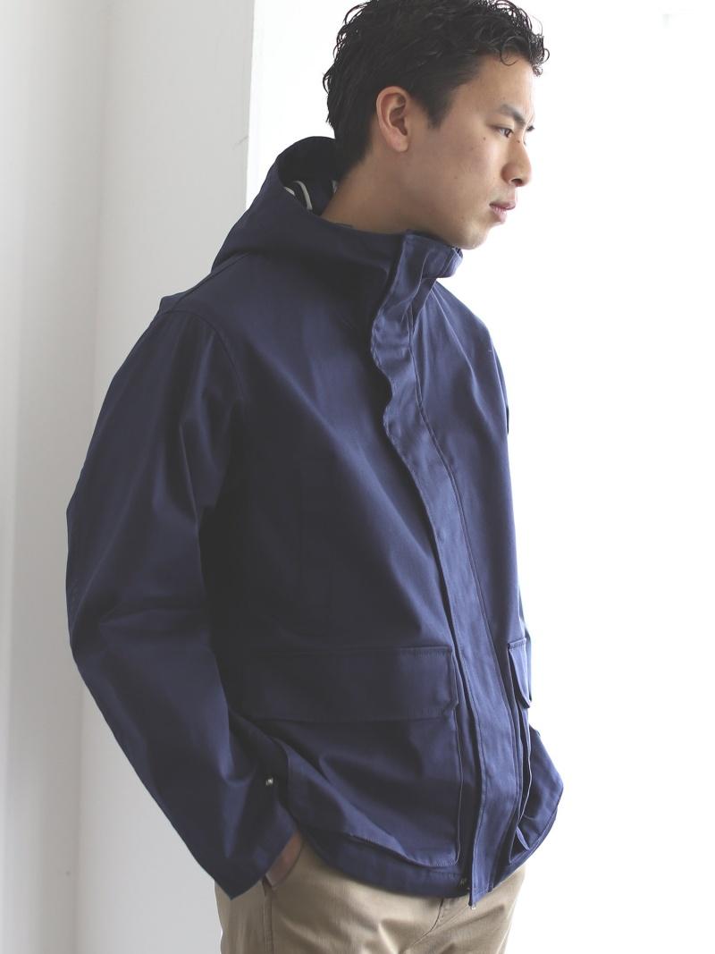 [Rakuten Fashion]【SALE/50%OFF】BEAMS / レイズドネック パーカ BEAMS MEN ビームス メン コート/ジャケット ブルゾン ネイビー カーキ【RBA_E】【送料無料】