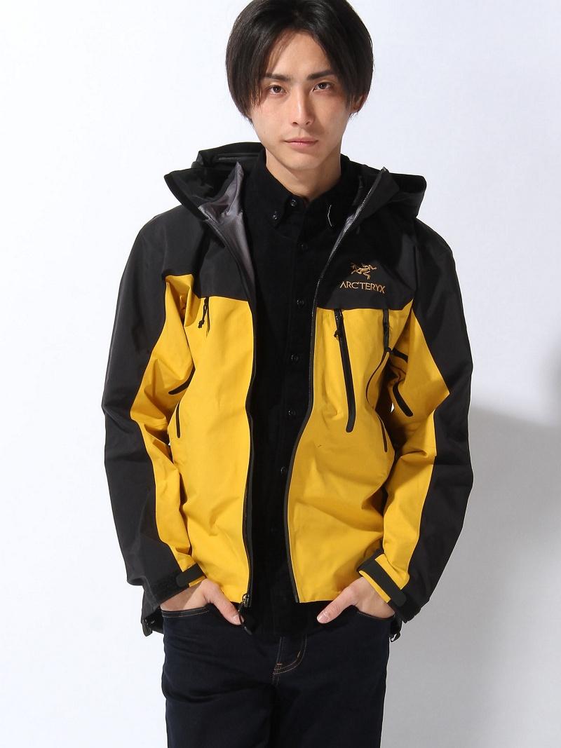 [Rakuten BRAND AVENUE]【別注】 ARC'TERYX × BEAMS / Theta AR Jacket BEAMS MEN ビームス メン コート/ジャケット【送料無料】