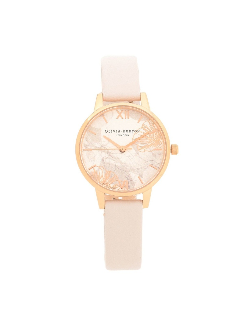 [Rakuten Fashion]OLIVIA BURTON / OB16VM12 30mm  Ray BEAMS ビームス ウイメン ファッショングッズ 腕時計 ホワイト【送料無料】