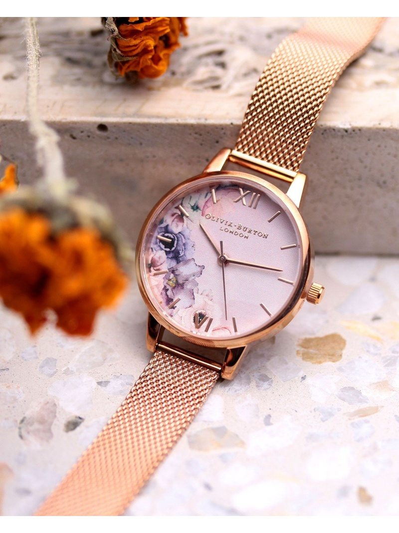 [Rakuten Fashion]OLIVIA BURTON / OB16PP39 30mm レイビームス ビームス beams raybeams オリビアバートン レディース 腕時計 時計 Ray BEAMS ビームス ウイメン ファッショングッズ 腕時計 ピンク【送料無料】