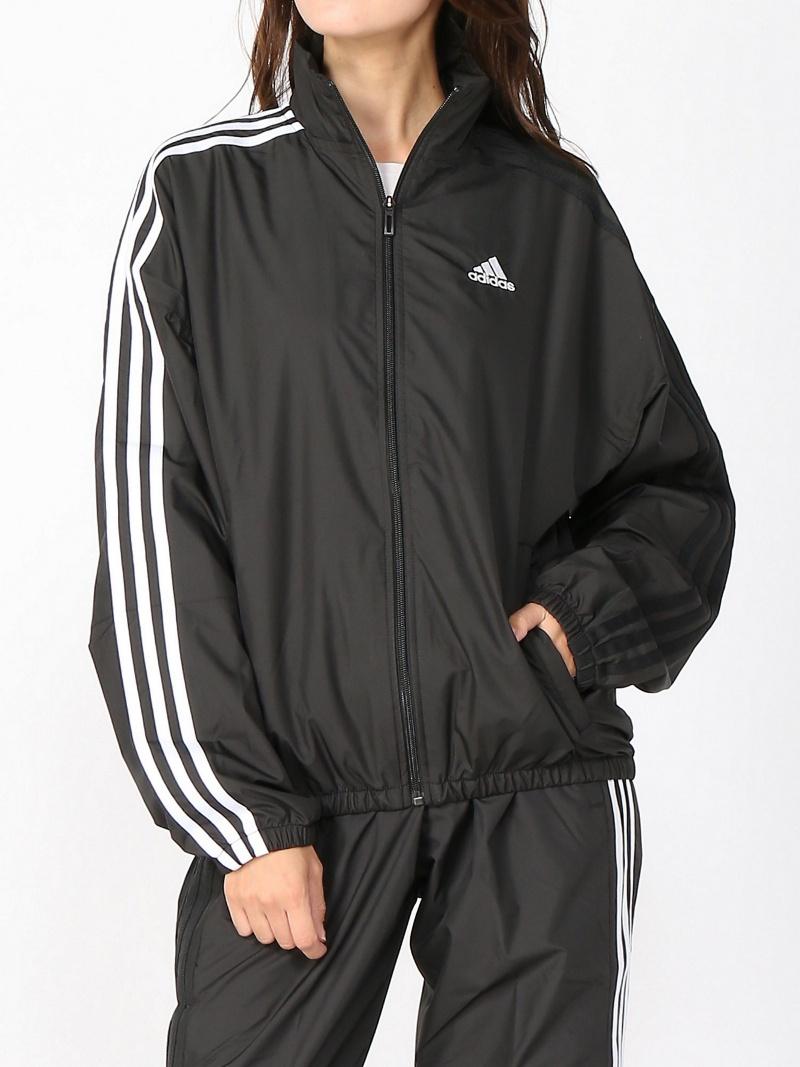 [Rakuten BRAND AVENUE]adidas Athletics for BEAMS / ナイロン ジャケット アディダス レイビームス Ray BEAMS Ray BEAMS ビームス ウイメン コート/ジャケット【送料無料】