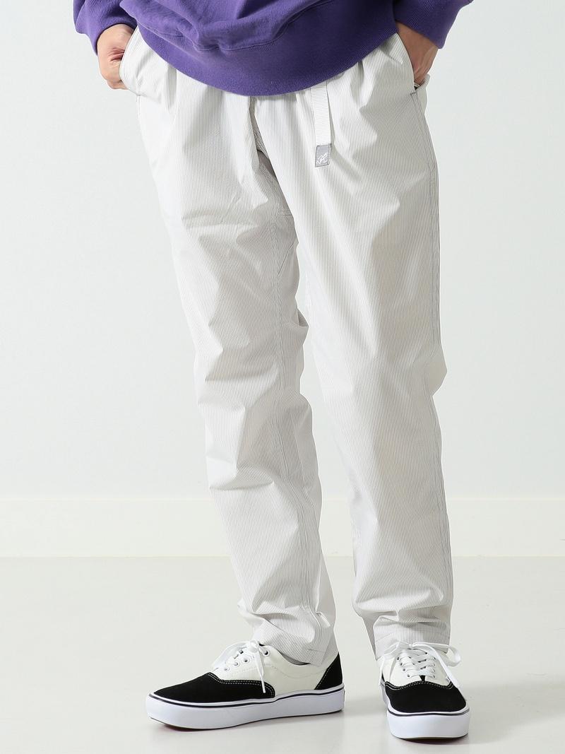 [Rakuten BRAND AVENUE]GRAMICCI × BEAMS / 別注 シアサッカー パンツ BEAMS MEN ビームス メン パンツ/ジーンズ【送料無料】
