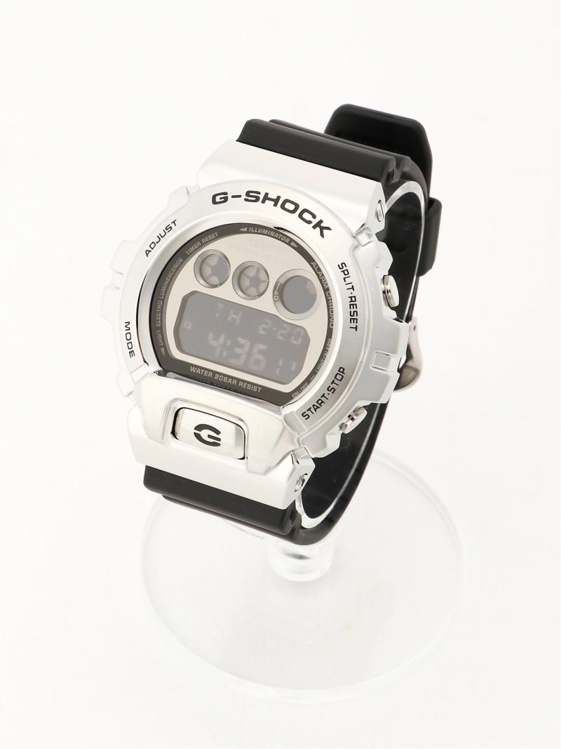 [Rakuten Fashion]G-SHOCK / GM-6900-1JF デジタル ウォッチ BEAMS MEN ビームス メン ファッショングッズ 腕時計 シルバー【送料無料】