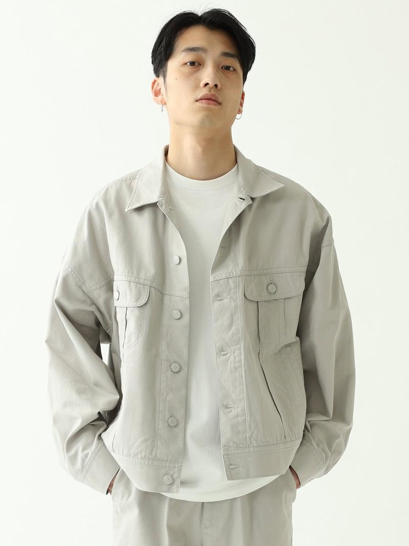 [Rakuten Fashion]【SALE/50%OFF】BEAMS / カウボーイ ジャケット BEAMS MEN ビームス メン コート/ジャケット デニムジャケット ホワイト ネイビー【RBA_E】【送料無料】