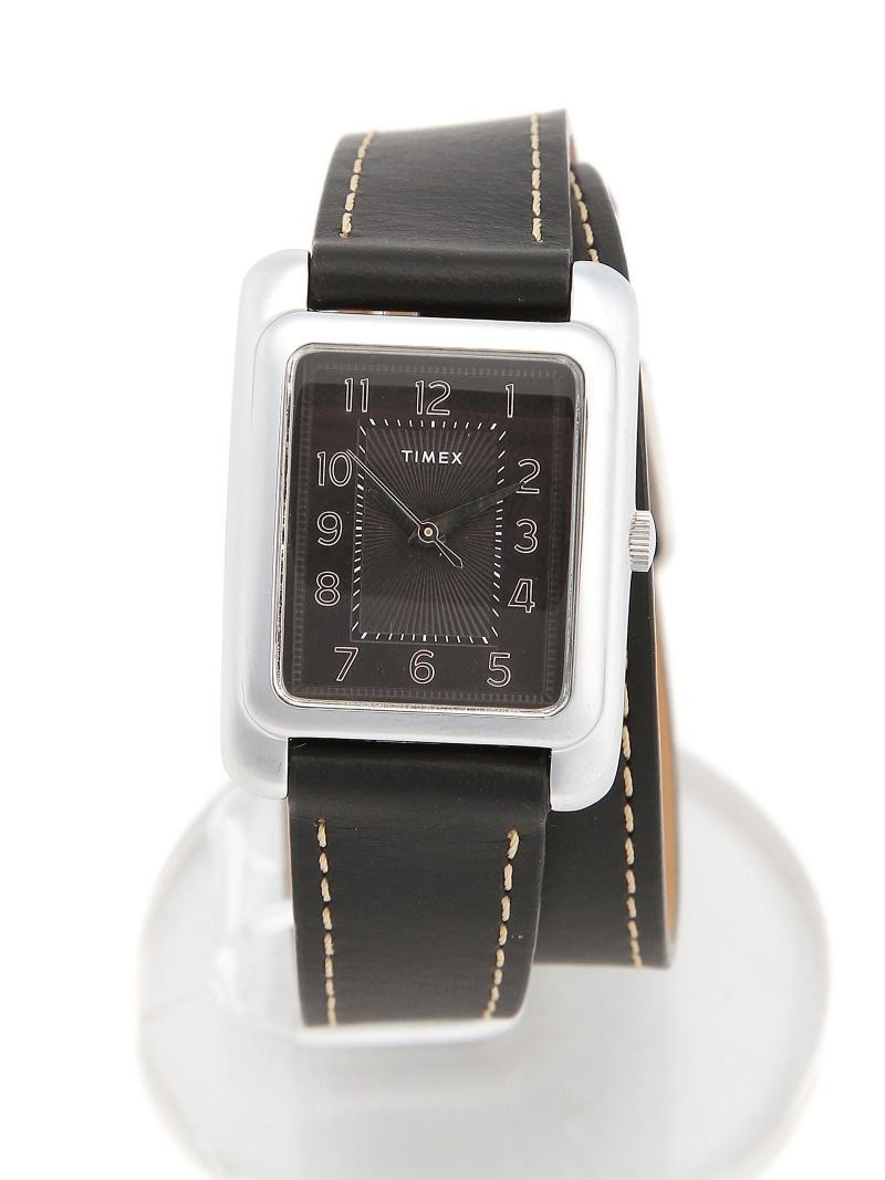 [Rakuten BRAND AVENUE]TIMEX / 25mm ウィメンズ ダブル バンド タイメックス レディース 腕時計 ビームス ウイメン ファッショングッズ【送料無料】
