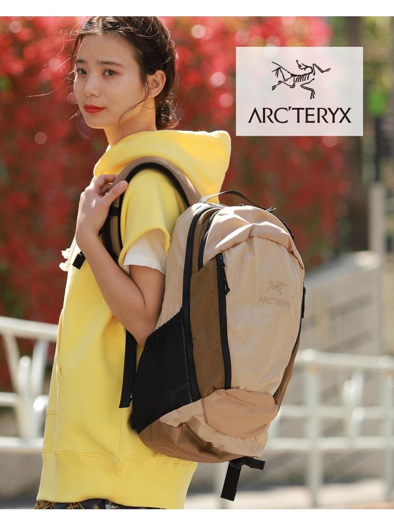 [Rakuten Fashion]ARC'TERYX × BEAMS BOY / 別注 MANTIS26 20SS BEAMS BOY ビームス ウイメン バッグ リュック/バックパック ベージュ【送料無料】