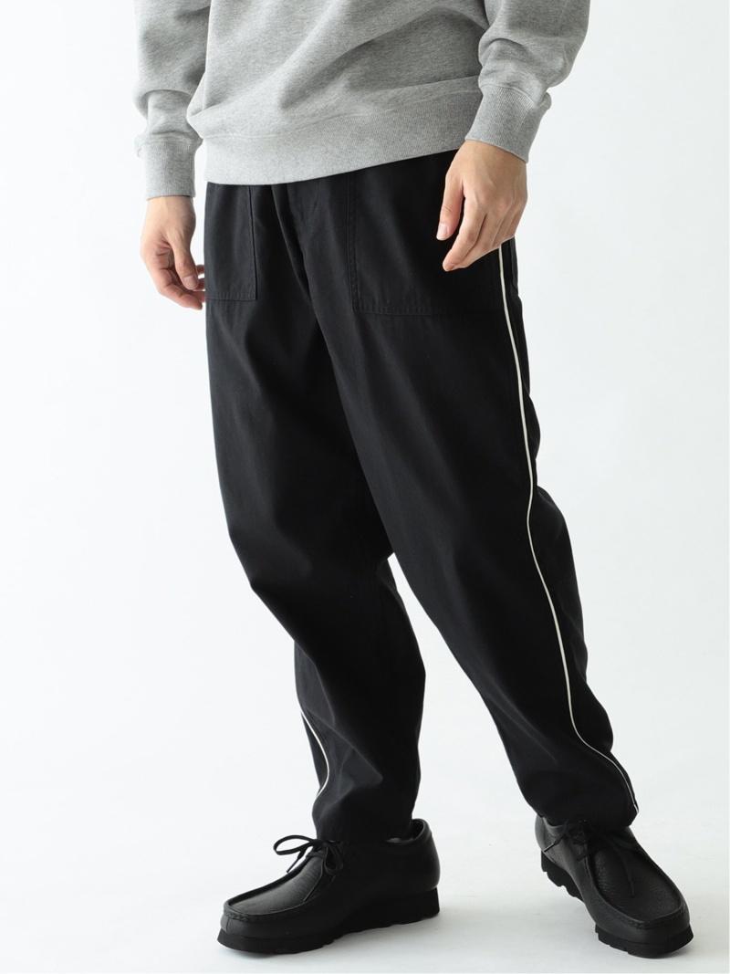 [Rakuten Fashion]GUNG HO × BEAMS / 別注 コーデュラバックサテン パンツ BEAMS MEN ビームス メン パンツ/ジーンズ パンツその他 ブラック ベージュ カーキ【送料無料】
