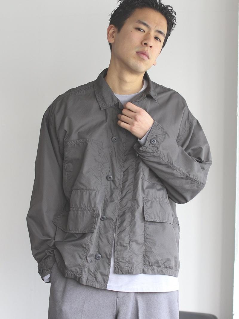 [Rakuten Fashion]BEAMS / イージー BDUジャケット BEAMS MEN ビームス メン コート/ジャケット コート/ジャケットその他 グレー カーキ【送料無料】