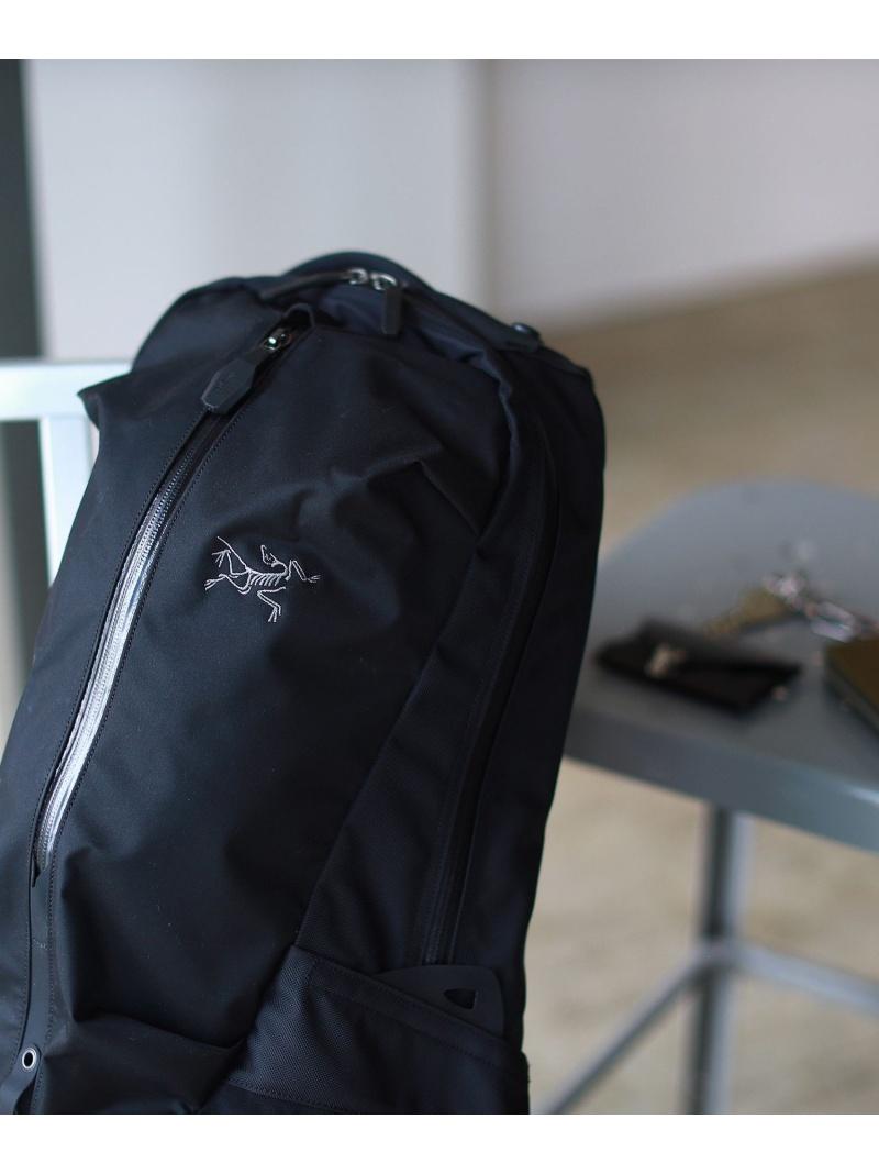 [Rakuten Fashion]ARC Arro22 B/PK BEAMS MEN ビームス メン バッグ リュック/バックパック ブラック【送料無料】