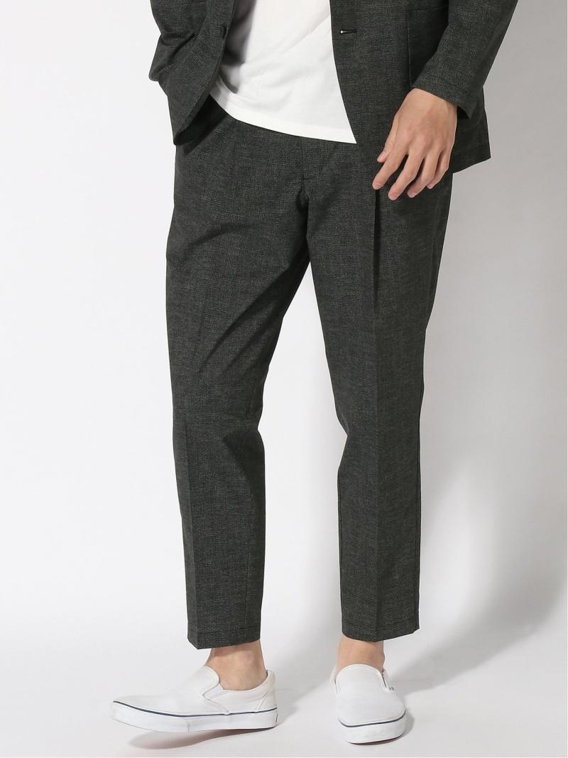 [Rakuten Fashion]BEAMS LIGHTS / COOL DOTS(R) TRAVEL PANTS BEAMS LIGHTS ビームスライツ パンツ/ジーンズ パンツその他 グレー ネイビー【送料無料】