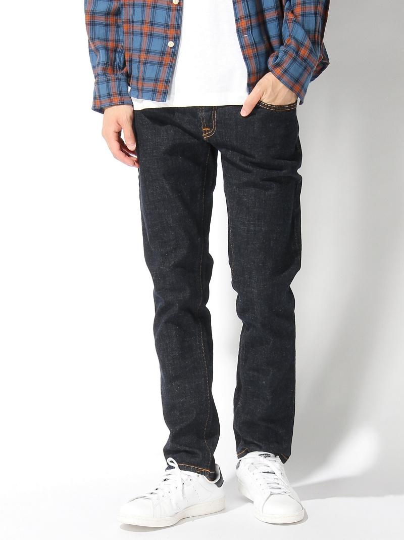 [Rakuten BRAND AVENUE]nudie jeans / Long John EX ヌーディージーンズ ビームス デニム ビームス メン パンツ/ジーンズ【送料無料】