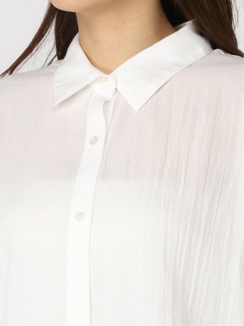 Rakuten Fashion Ray BEAMSビッグシルエット レギュラー シャツ Ray BEAMS ビームス ウイメン シャツ ブラウス 長袖シャツ ホワイト ベージュ ブラック 送料無料Pwn0Ok8X