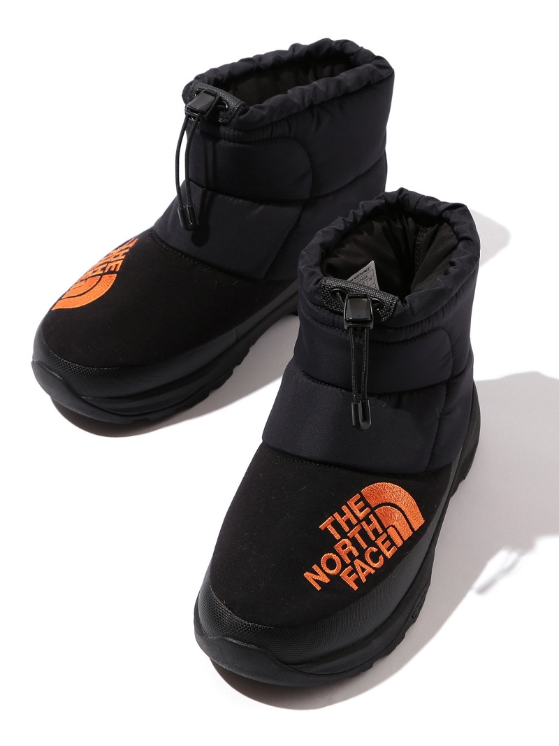 [Rakuten BRAND AVENUE]【別注】 THE NORTH FACE × BEAMS / Nuptse Bootie Water Proof Short 18FW(Men's) BEAMS MEN ビームス メン シューズ【送料無料】
