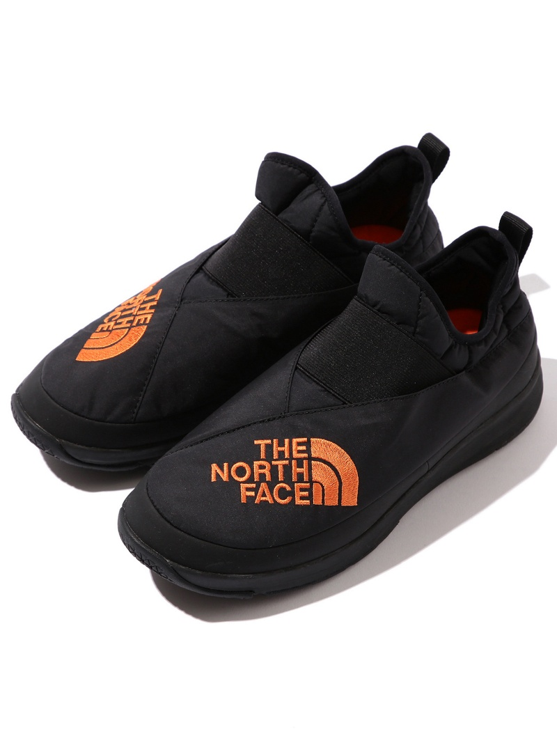 [Rakuten BRAND AVENUE]【別注】 THE NORTH FACE × BEAMS / Nuptse Traction Lite Moc III(Men's) BEAMS MEN ビームス メン シューズ【送料無料】