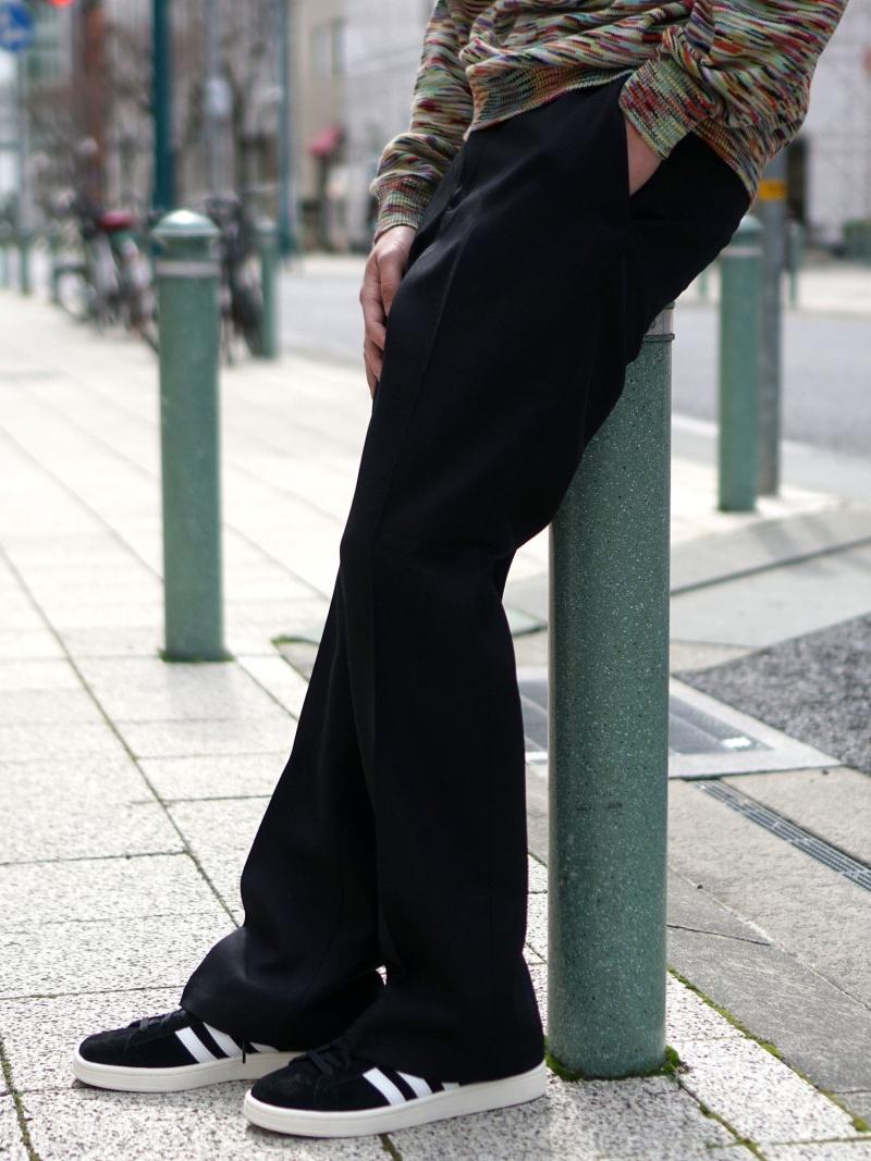 [Rakuten Fashion]BEAMS / シューカット パンツ BEAMS MEN ビームス メン パンツ/ジーンズ フルレングス ブラック ブラウン ブルー【送料無料】