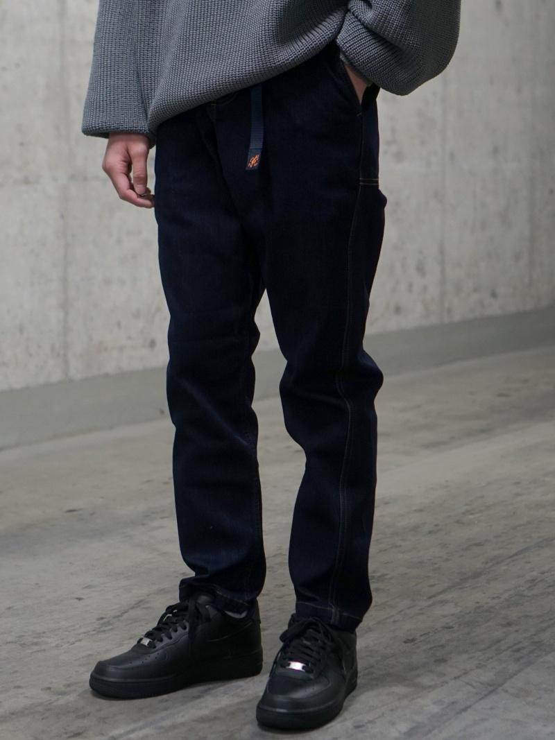 [Rakuten Fashion]GRAMICCI × BEAMS / 別注 シェルテック(R) デニム パンツ BEAMS MEN ビームス メン パンツ/ジーンズ フルレングス ブルー【送料無料】