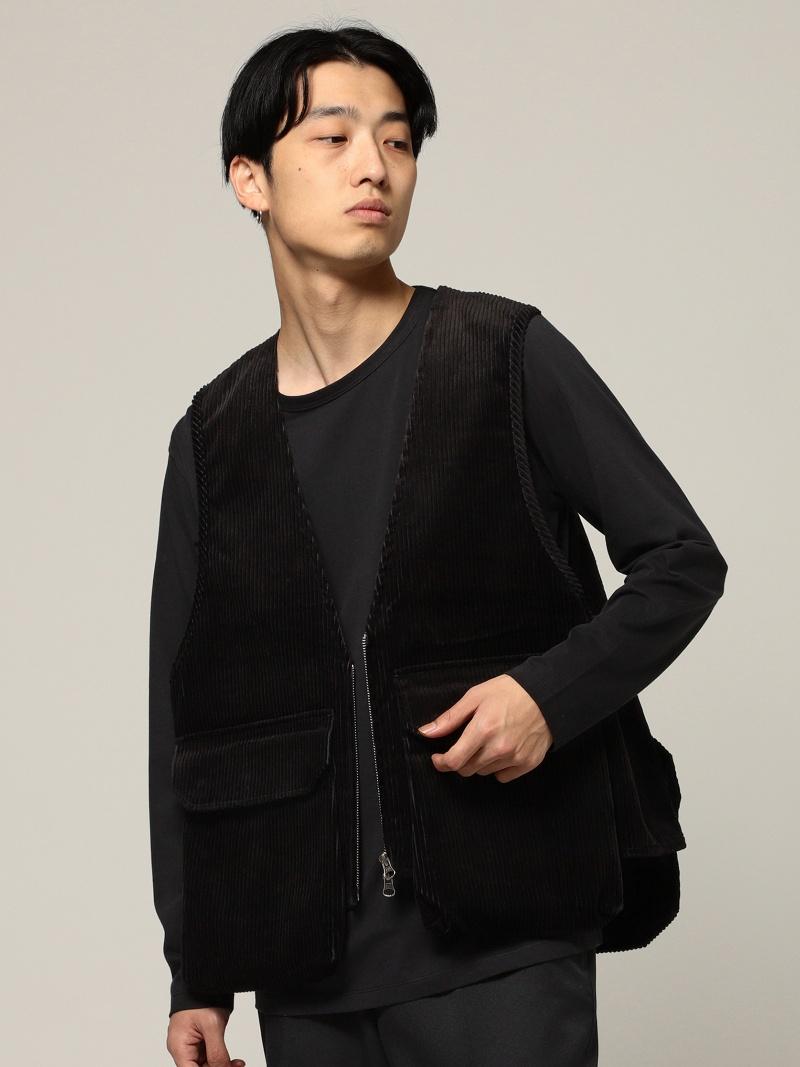 [Rakuten BRAND AVENUE]BEAMS / シューティング ベスト BEAMS MEN ビームス メン コート/ジャケット【送料無料】