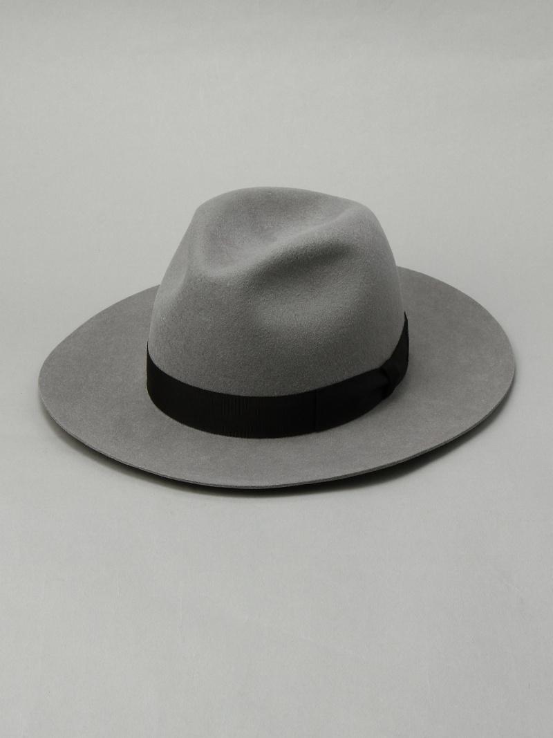 [Rakuten BRAND AVENUE]FORONE / ウール ハット BEAMS MEN ビームス メン 帽子/ヘア小物【送料無料】