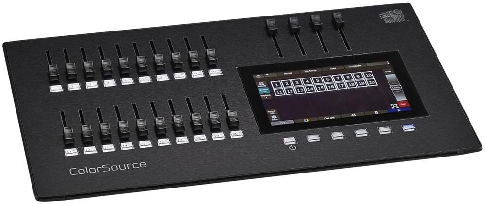 ETC ColorSource 20 DMX 調光卓 ビームテック