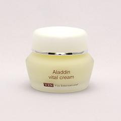 VIN(バン) アラジン バイタルクリーム 40g 【無添加化粧品、低刺激性化粧品、サロン専売品】