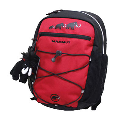 Mammut First Zip 16L / Back Pack kids day black-inferno / 0575 マムート フィルスト ジップ キッズ バックパック / リュック 16 ブラック レッド mammut マムート リュック 子供
