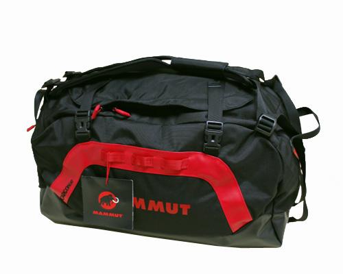 送料無料 再入荷 Mammut Cargon duffel bag backpack 60L Black Fire 0055 マムート カーゴン 高品質 ブラック バックパック トラベル スポーツ レッド ファイア ジム mammut ショルダー 大容量 旅行 税込 ダッフル 遠征