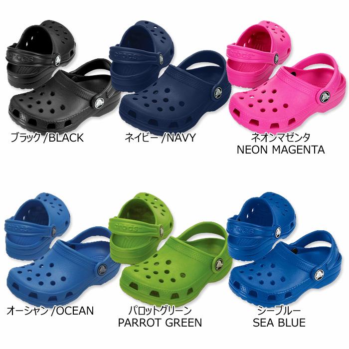 f91b28aa7 BEAR FOOT  Crocs kids   classic (Cayman) Crocs Kids   Classic ...