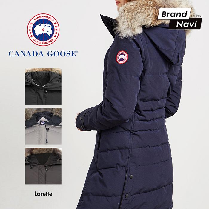 【サイズ交換1回無料】カナダグース レディース ダウンジャケット ロレッタ CANADA GOOSE LORETTE 2090L アウター コート 女性 婦人