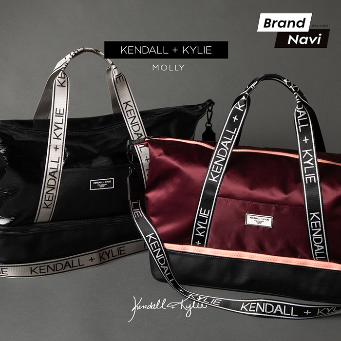 レディース トートバッグ Kendall Kylie MOLLY ケンダル アンド カイリー ハンドバッグ モーリー