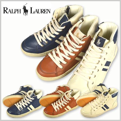 vintage polo ralph lauren shoes