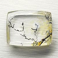 【天然石・宝石・ルース】 デンドリチッククォーツ30.13CT