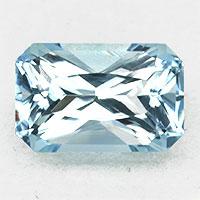 7月1日の誕生日石 新品 送料無料 天然ナチュラルマリンカラー 天然石 中古 宝石 アクアマリン ルース 非加熱 1.52CT
