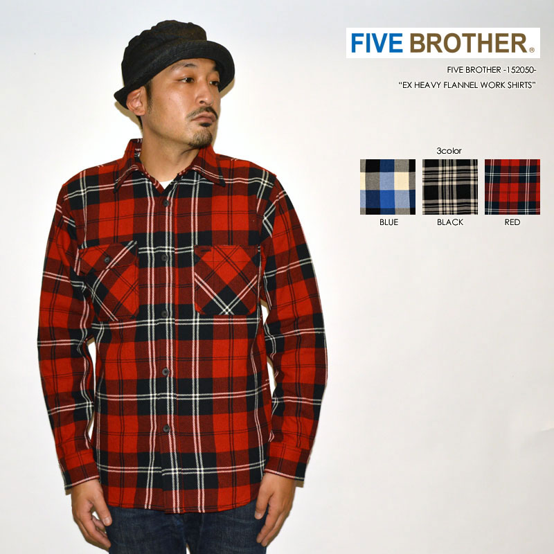 FIVE BROTHER ファイブブラザー