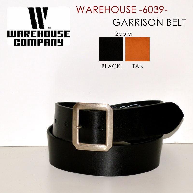 "WAREHOUSE warehouse ""6039"" garrison belt"