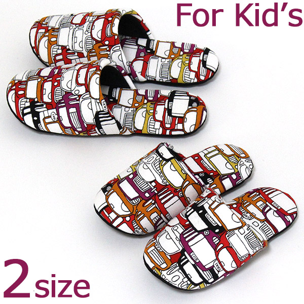 28c3c8941555b It is made in correspondence car pattern washable Japan to kids slippers  vintage car washable 2 size development around 16.5cm around .20.5cm
