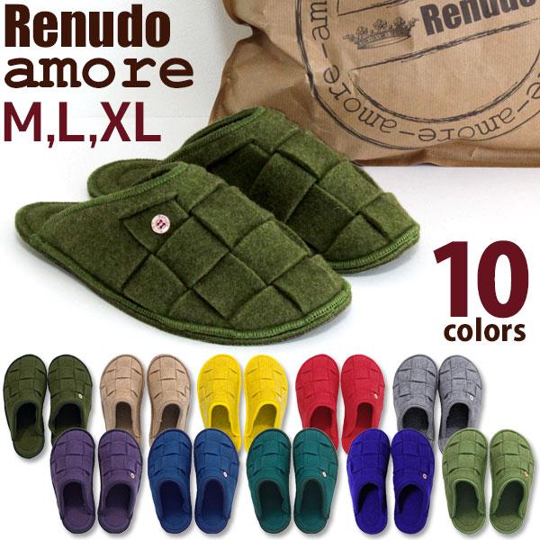 房爱茉莉 (贷款) 的 Renudo (爱茉莉) 拖鞋拖鞋