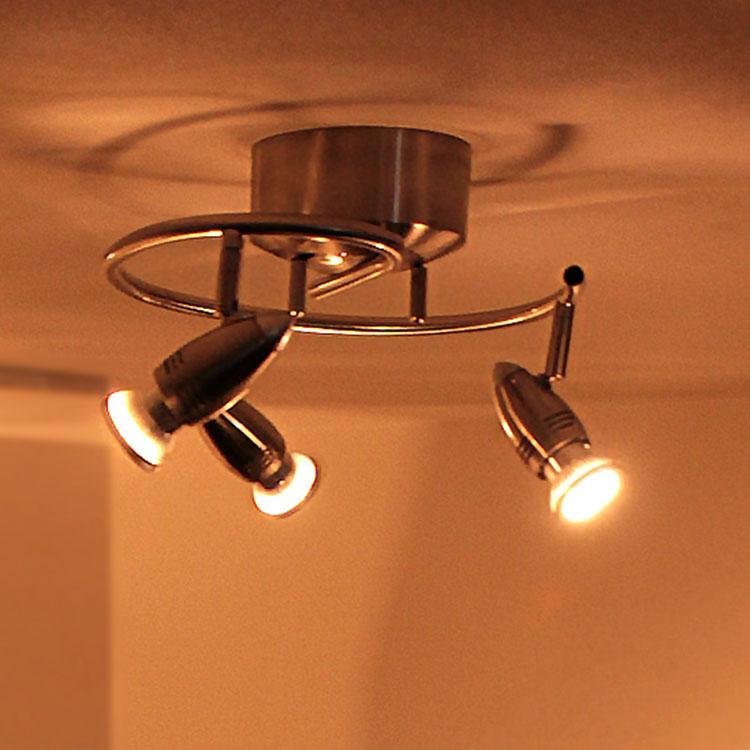 Beaubelle rakuten global market ceiling spotlight with 3 lights ceiling spotlight with 3 lights top gun top gun bbs 014 bober beaubelle aloadofball Images