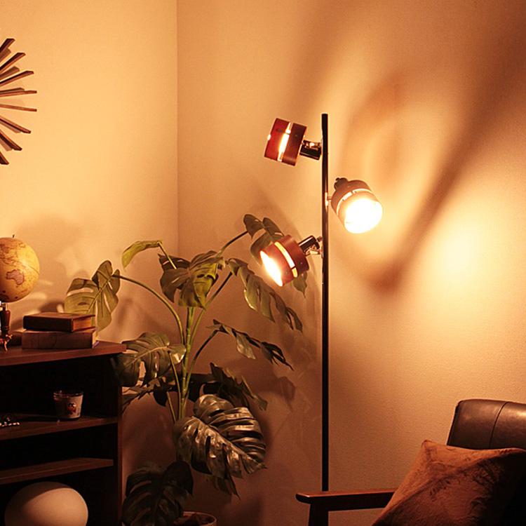 間接照明 フロアライト 3灯 レダフロア